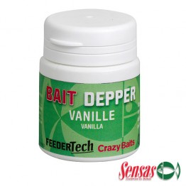 Ароматизатор Sensas Feeder Bait Dipper Vanilla 0.03л (Ваниль)